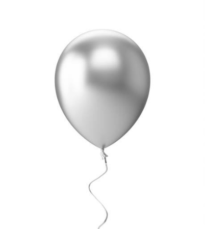 Chrome Balloon
