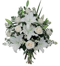 Funeral bouquet (medium)