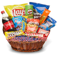 The kids basket
