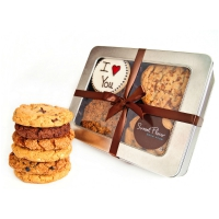 Cookie Tin - Personalized With Your Message